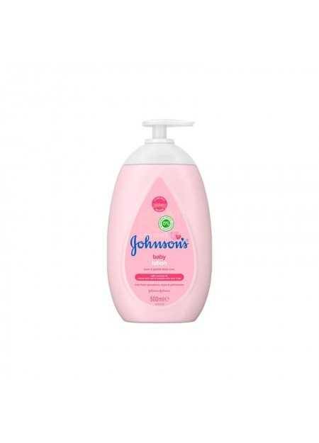 JOHNSON'S BABY LOTION WITH COCONUT OIL 500 ML