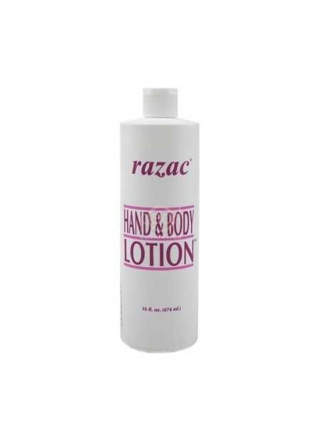 RAZAC HAND & BODY LOTION 475 ML