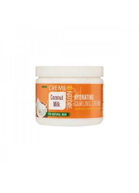 CREME OF NATURE COCONUT MILK HYDRATING CURLING CREAM 326 G