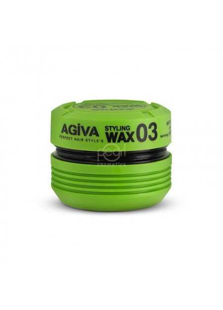 AGIVA CREAM WAX 03 MATTE LOOK 175 ML