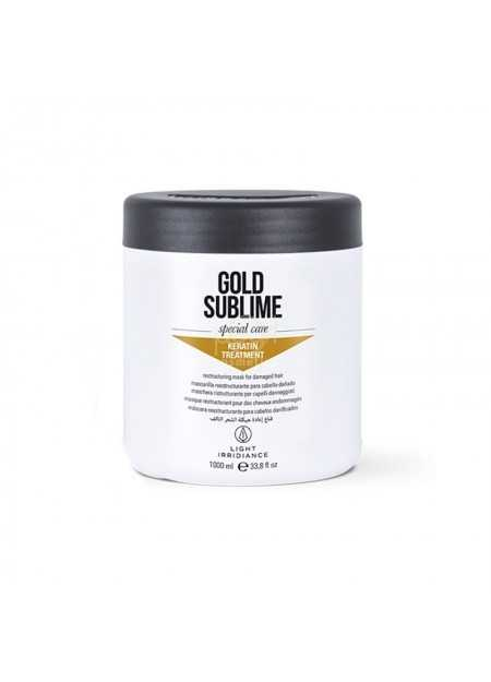 LIGHT IRRIDIANCE ESSENTIAL CARE MASCARILLA GOLD SUBLIME 1000 ML