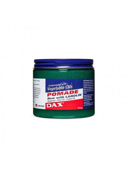 DAX POMADE COMPOUNDED WITH VEGETABLE OILS 214 G
