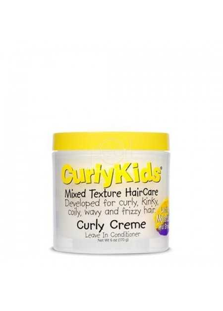 CURLYKIDS CURLY CREME LEAVE-IN-CONDITIONER 170 G