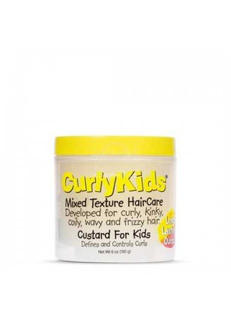 CURLYKIDS CUSTARD FOR KIDS 180 ML