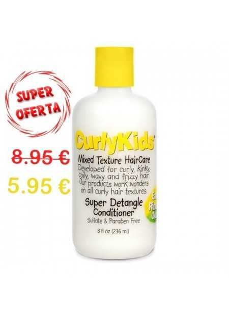 CURLYKIDS SUPER DETANGLE CONDITIONER 236 ML