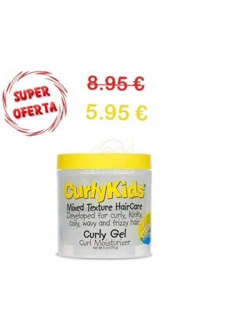 CURLYKIDS CURLY GEL CURL MOISTURIZER 170 ML