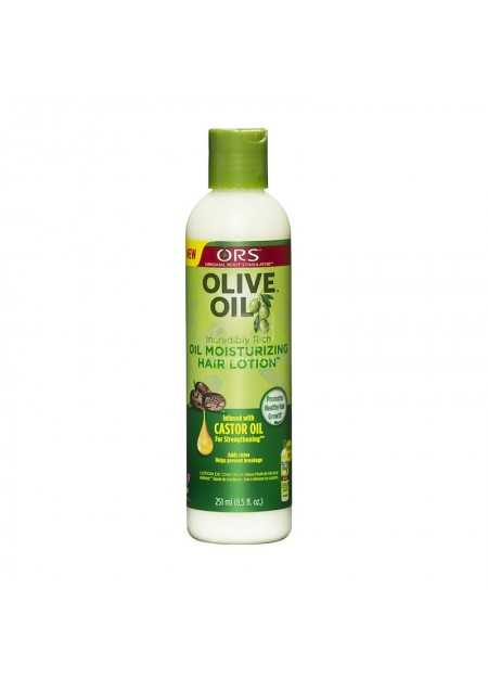 ORS OLIVE OIL INCREDIBLY RICH OIL MOISTURIZING HAIR LOTION 251 ML