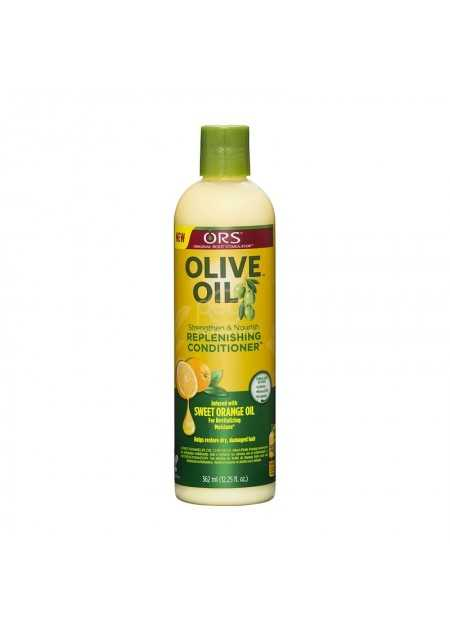 ORS OLIVE OIL STRENGTHEN & NOURISH REPLENISHING CONDITIONER 362 ML