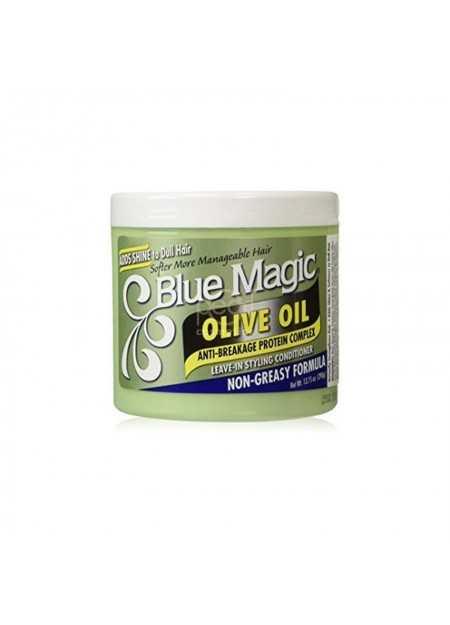 BLUE MAGIC OLIVE OIL 390 G
