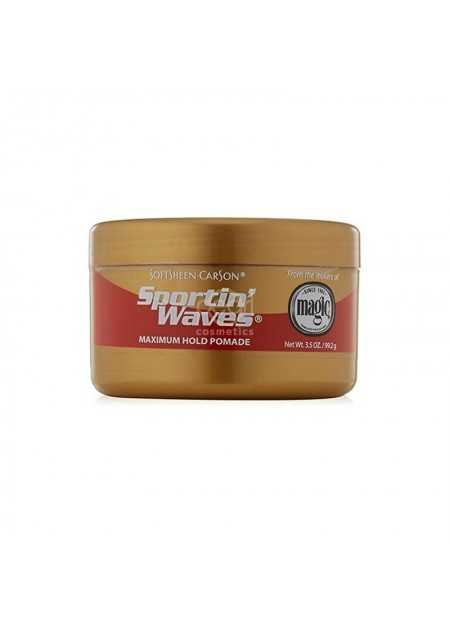 SOFT & SHEEN SPORTING WAVES GEL MAXIMUM HOLD 99 G