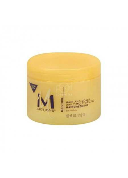 MOTIONS HAIR AND SCALP DAILY MOISTURIZING HAIRDRESSING 170 G