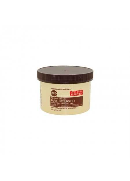 TCB NO BASE CREME HAIR RELAXER JAR REGULAR 255 G