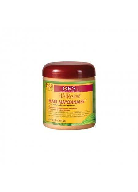 ORS HAIRESTORE HAIR MAYONNAISE WITH NETTLE LEAF AND HORSETAIL EXTRACT 454 G