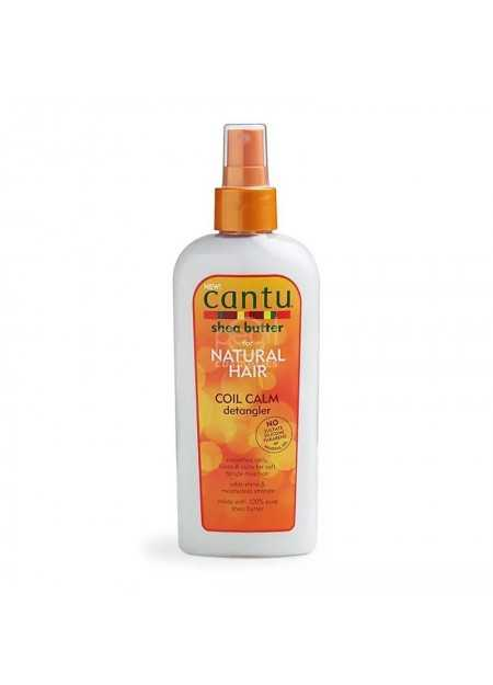 CANTU CARE SHEA BUTTER FOR NATURAL HAIR COIL CALM DETANGLER 237 ML