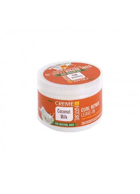 CREME OF NATURE COCONUT MILK CURL REPAIR LEAVE-IN 326 G