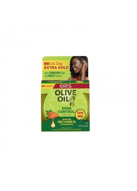 ORS OLIVE OIL EDGE CONTROL HAIR GEL 64 G