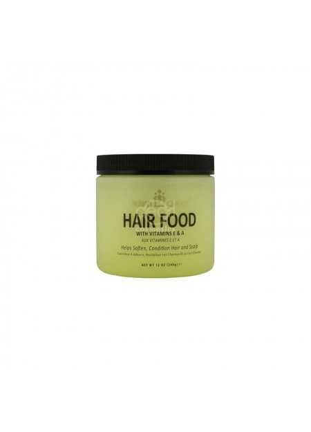 NUBIAN QUEEN HAIR FOOD WITH VITAMINS E & A 340 G